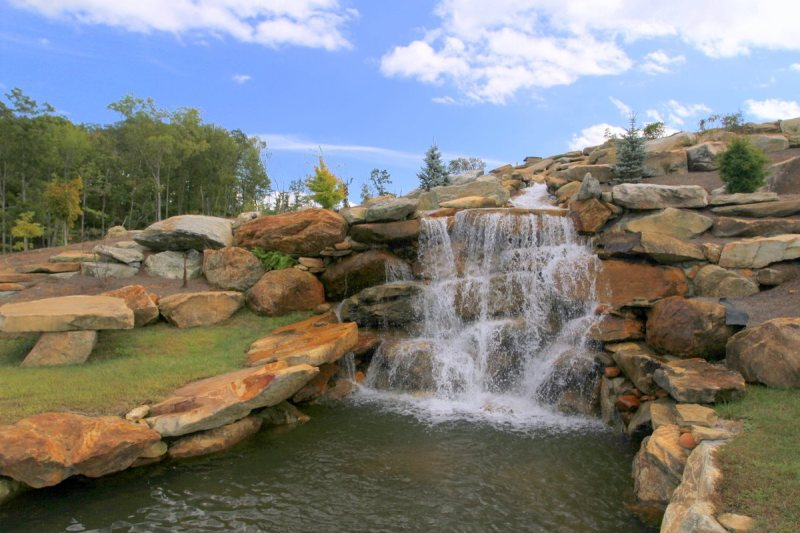 Mountain Falls Luxury Motorcoach Resort | Blue Ridge